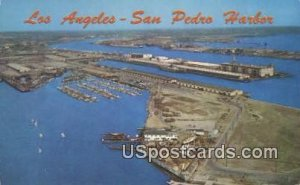 San Pedro Harbor - Los Angeles, CA