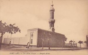 Egypt Port Said The Abbas Mosque
