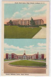Jr High School, Lockport NY