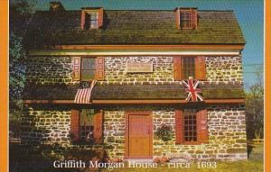 Griffith Morgan House Pennsauken New Jersey
