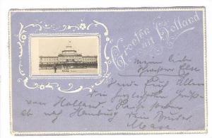 Scheveningen , Netherlands , PU-1902 , Kurhaus