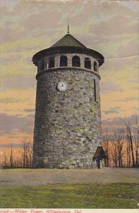 Water Tower , WILMINGTON , Delaware , 00-10s