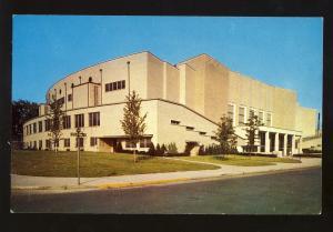 Lexington, Kentucky/KY Postcard, Coliseum, University Of kentucky/UK