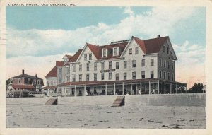 OLD ORCHARD , Maine , 1925 ; Atlantic House