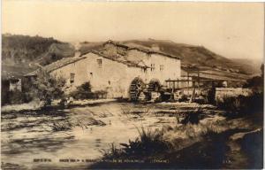 CPA Salon 1901 A. RENAUDIN Moulin de Pichaumeaux Lorraine (702388)