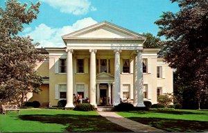 West Virginia Wheeling Oglebay Park Mansion House Museum 1967
