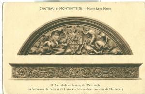 Chateau de Montrottier, Musee Leon Mares