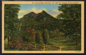 Grandfather Mountain,Western NC