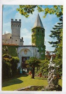 RAVELLO, Ingresso Villa Cimbrone e Castello, unused Postcard