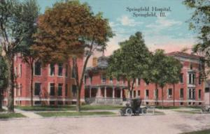 Illinois Springfield The Springfield Hospital