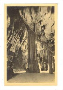 RP; La colonna gotica, Grotte di Postumia (Adelsberga), Croatia, 10-20s