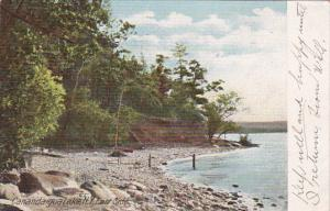 Scenic view,  East Side,  Canandaigual Lake,   New York,  PU_1907