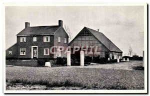 Netherlands - Holland - Netherlands - Boerderijen Old Postcard