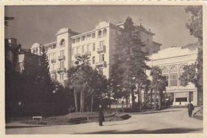 RP, Partial Scene, Opatija, Croatia, 1920-1940s