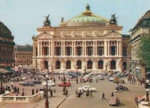 France Postcard - Paris - Place De L'Opera  RRR376