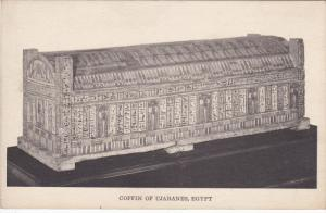 Coffin of Ujaranes, Egypt , 10-20s