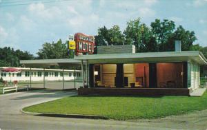 Brookings Motel , BROOKINGS , South Dakota , 50-60s