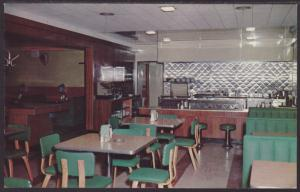 Bill's Fine Food and Bar.Wausau,Wi Postcard