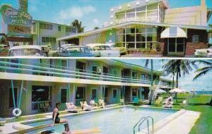 Florida Pompano Beach Sea Isle Apartment Motel With Pool