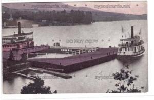 Dock, Lake George NY