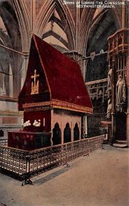 Westminster Abbey United Kingdom, Great Britain, England Shrine of Edward the...