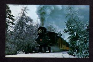 MA Edaville Railroad CARVER MASS Cape Cod MASSACHUSETTS