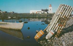 SOUTH SHORE , Nova Scotia , Canada , 50-60s; Lighthouse
