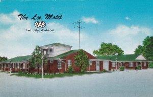 Alabama Pell City The Lee Motel sk7183
