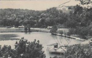 Arkansas Bentonville Sunset Hotel