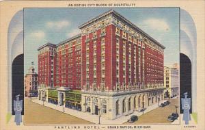 Pantlind Hotel Grand Rapids Michigan
