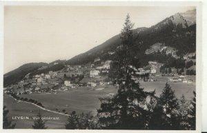 Switzerland Postcard - Leysin - Vue Generale - Ref 19694A