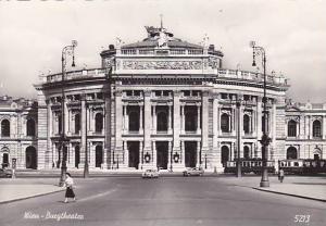 RP; Burgtheater, Wien, Austria, 20-30s
