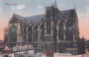 METZ, Dom, Moselle, France, 00-10s