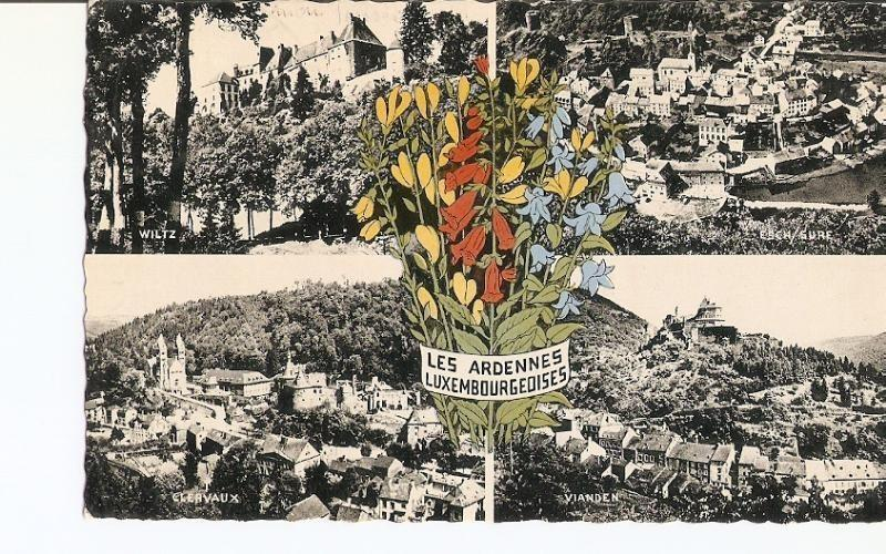 Postal (PostCard) 026811 : Les Ardennes Luxembourgeoises