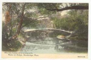 Memo Ial Bridge, Stockbridge, Massachusetts, PU-1907