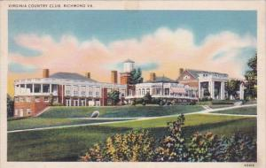 Virginia Richmond Virginia Country Club