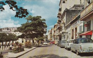 Puerto Rico Old San Francisco Street Entrance To San Juan 1963 sk4389