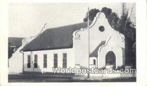 Die Geloftekerk Austria, Österreich Church of the Vow Die Geloftekerk Church...