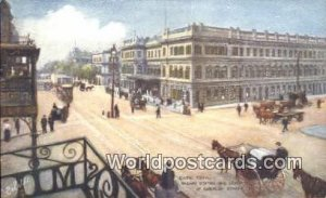 Railway Station, Adderley Street Caf» Town UK, England, Great Britain Unused