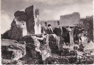RP, Ruins , LES BAUX DE PROVENCE (Bouches du Rhone), France, PU-1950
