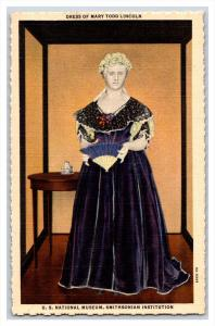 Dress of Mary Todd Lincoln