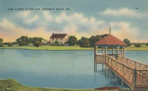 REHOBOTH BEACH , Delaware, 1930-40s ; Silver Lake