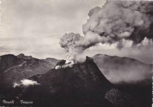 RP, Volcano, Eruption Of Vesuvio, Napoli (Campania), Italy, 1920-1940s