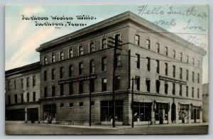Jackson TNWoolen Mills~Pants & Overalls Factory~Display Store~1910 CU Williams