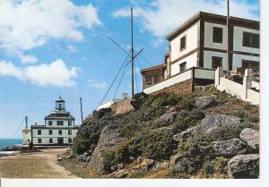 Postal 039516 : Finisterre (La Coru?). Faro
