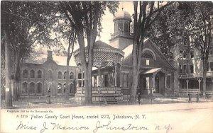 Fulton County Court House Johnstown, New York