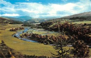 BR66789 tomintoul the avon valley  scotland 14x9cm