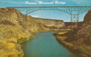Idaho Twin Falls Perrine Memorial Bridge