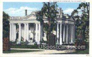 Governor's Mansion - Tallahassee, Florida FL