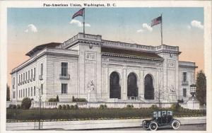 Pan-American Union, Washington D. C. PU-1922